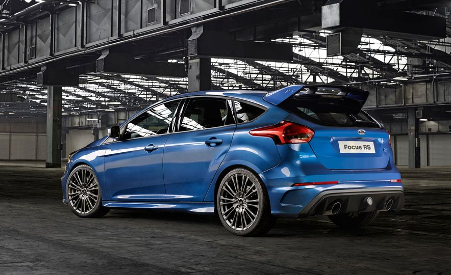 The Focus RS is finally here!  - Slide 6