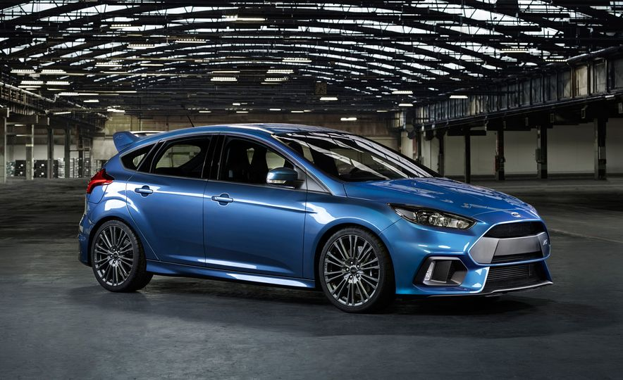 The Focus RS is finally here!  - Slide 7