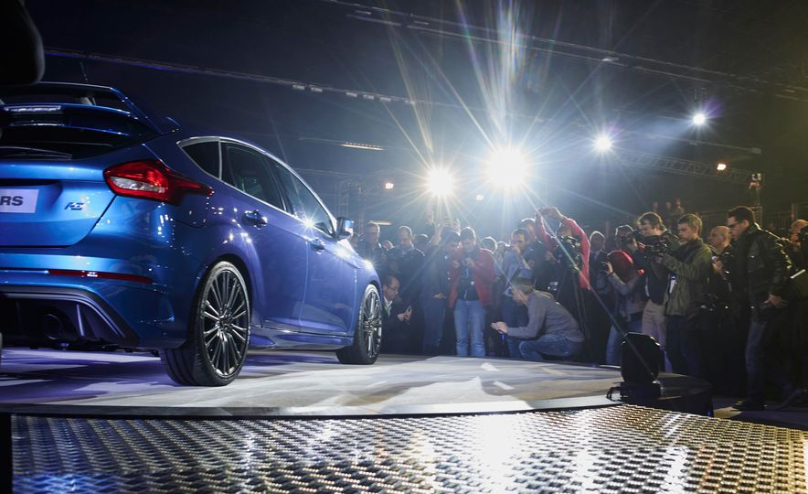 The Focus RS is finally here!  - Slide 10
