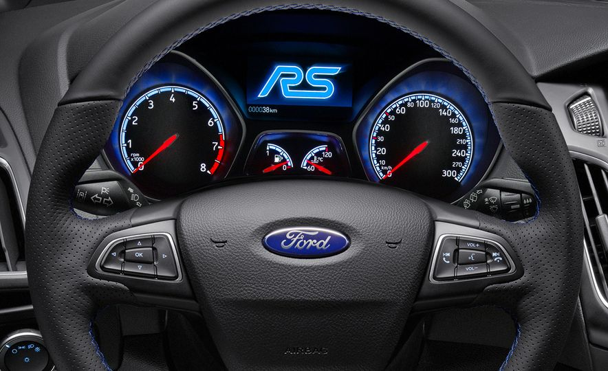 The Focus RS is finally here!  - Slide 13