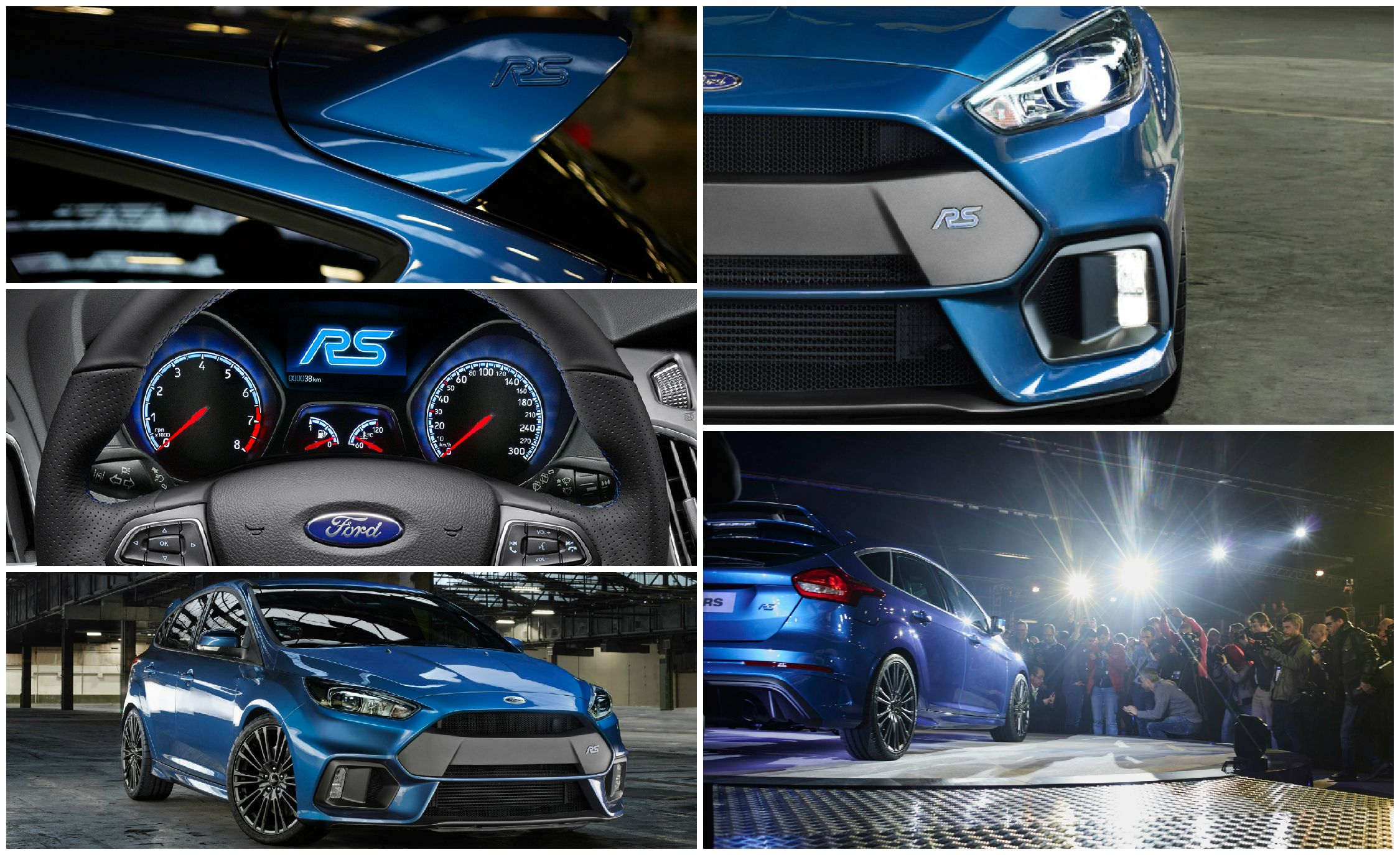 15 things you need to know about the 2016 ford focus rs | flipbook