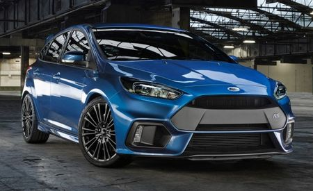 The Ford Focus RS's Clever AWD System Will Spread Elsewhere (And We Think We've Seen It Before)