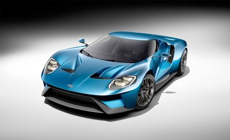 2017 Ford GT Supercar to Be Assembled in Canada
