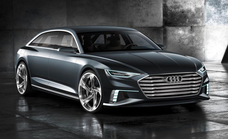 Audi Prologue Avant concept - Slide 27