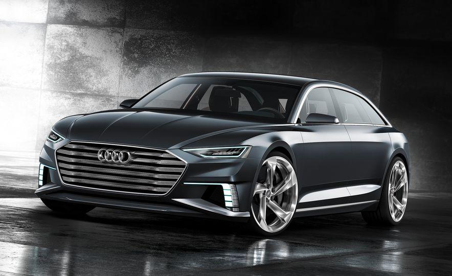 Audi Prologue Avant concept - Slide 29