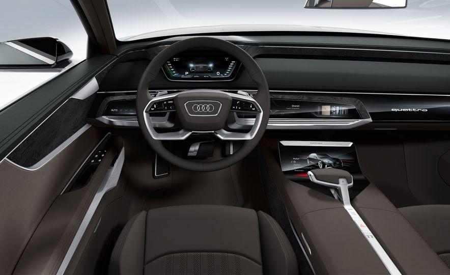 Audi Prologue Avant concept - Slide 30