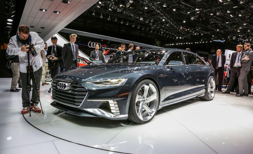 Audi Prologue Avant concept - Slide 1