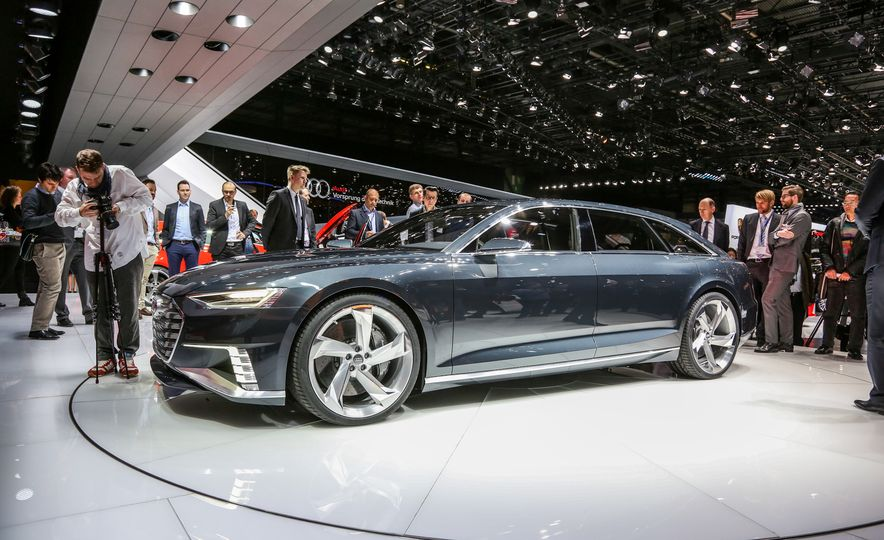 Audi Prologue Avant concept - Slide 2