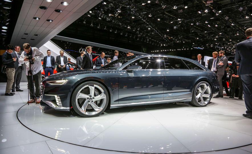 Audi Prologue Avant concept - Slide 3