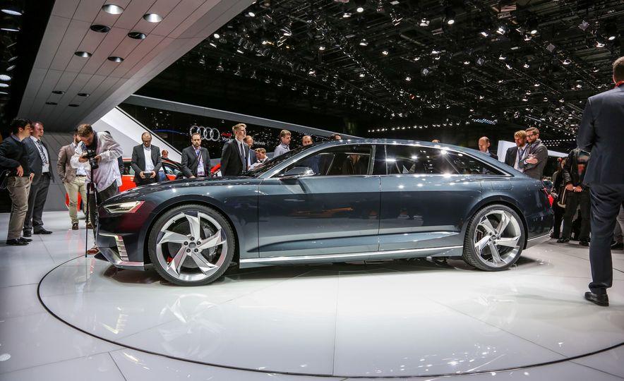 Audi Prologue Avant concept - Slide 4