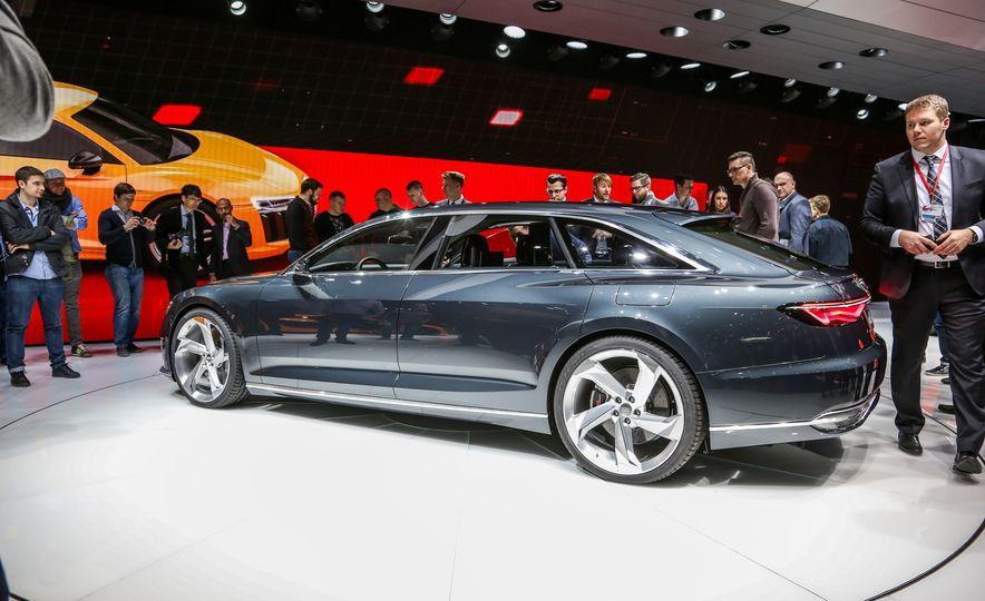 Audi Prologue Avant concept - Slide 5