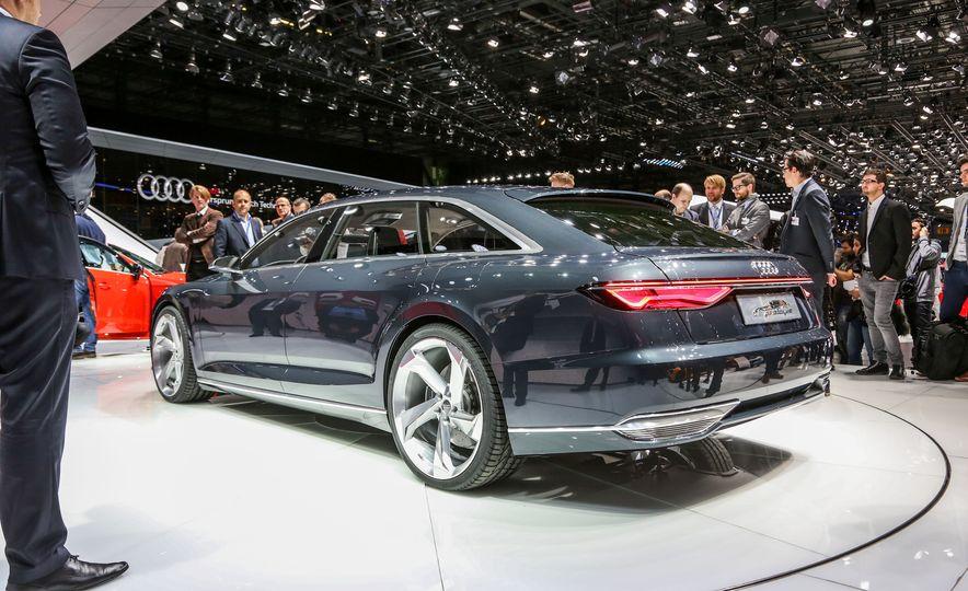 Audi Prologue Avant concept - Slide 6