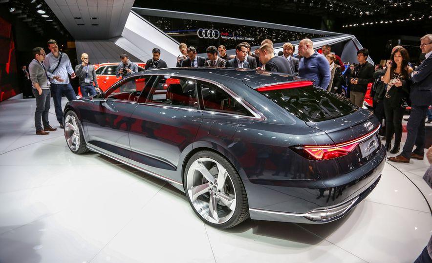 Audi Prologue Avant concept - Slide 7
