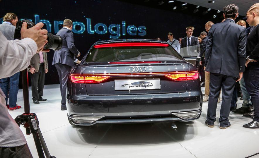 Audi Prologue Avant concept - Slide 9