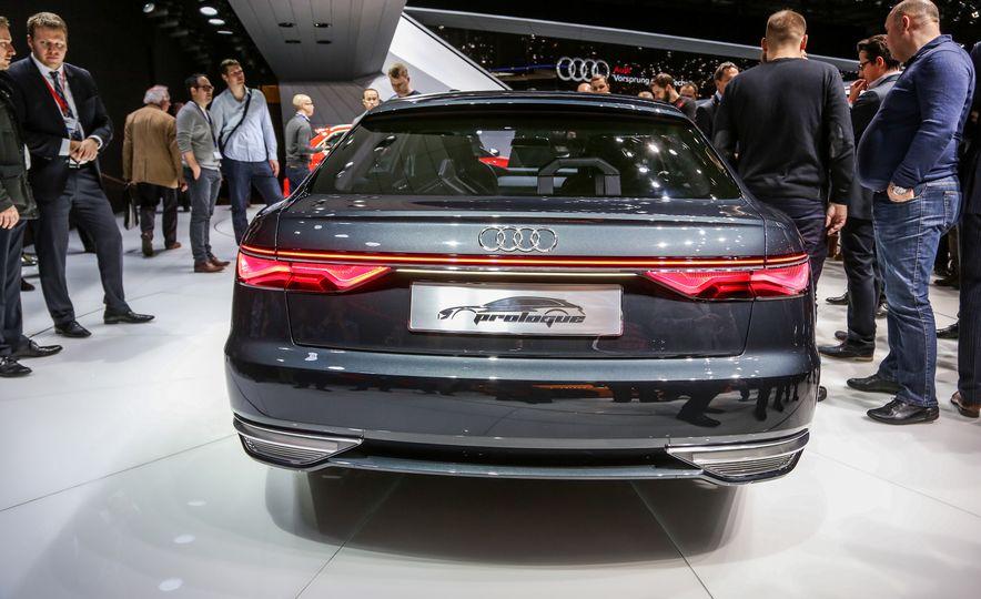 Audi Prologue Avant concept - Slide 10