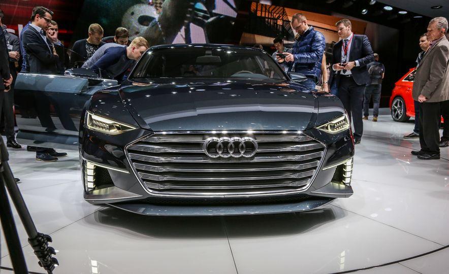 Audi Prologue Avant concept - Slide 11