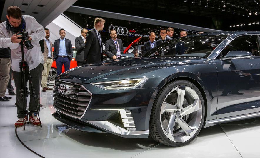 Audi Prologue Avant concept - Slide 12