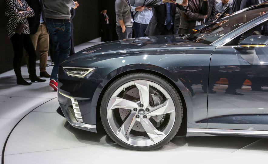 Audi Prologue Avant concept - Slide 13
