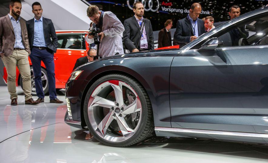 Audi Prologue Avant concept - Slide 14