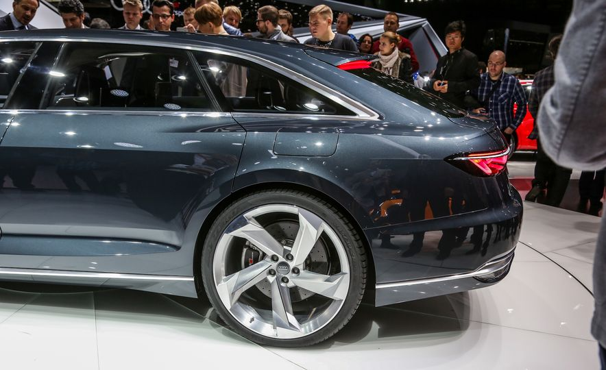 Audi Prologue Avant concept - Slide 15