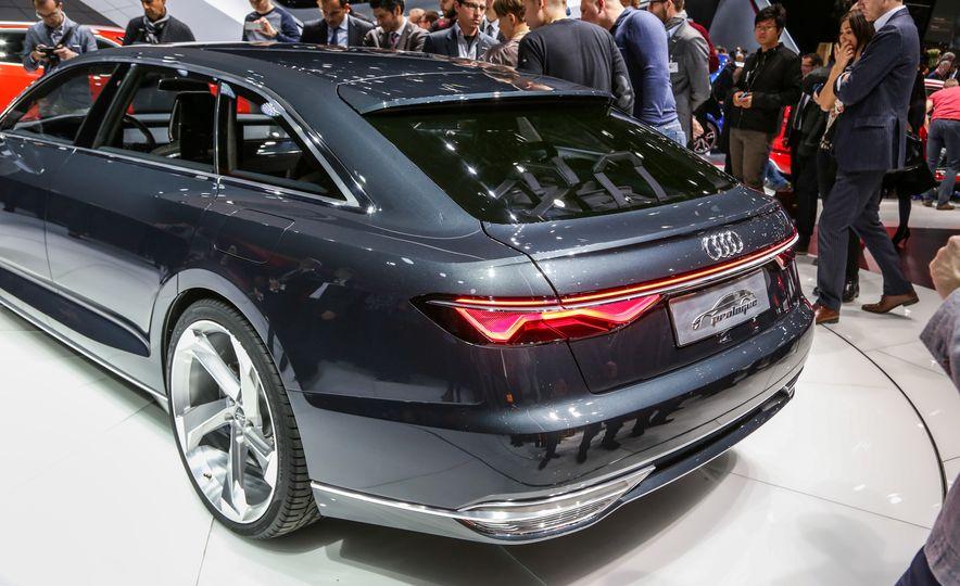 Audi Prologue Avant concept - Slide 18