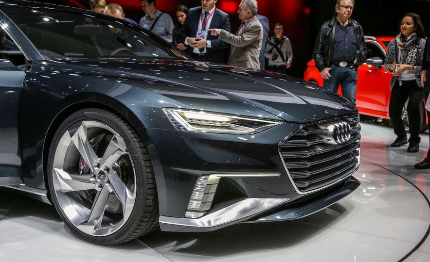 Audi Prologue Avant concept - Slide 20