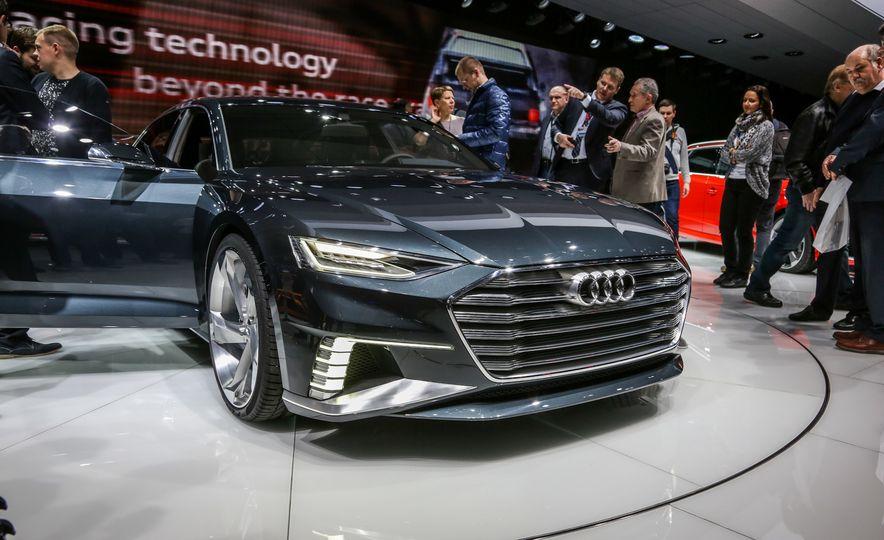 Audi Prologue Avant concept - Slide 21