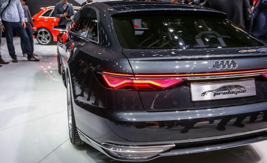 Audi Prologue Avant concept - Slide 22