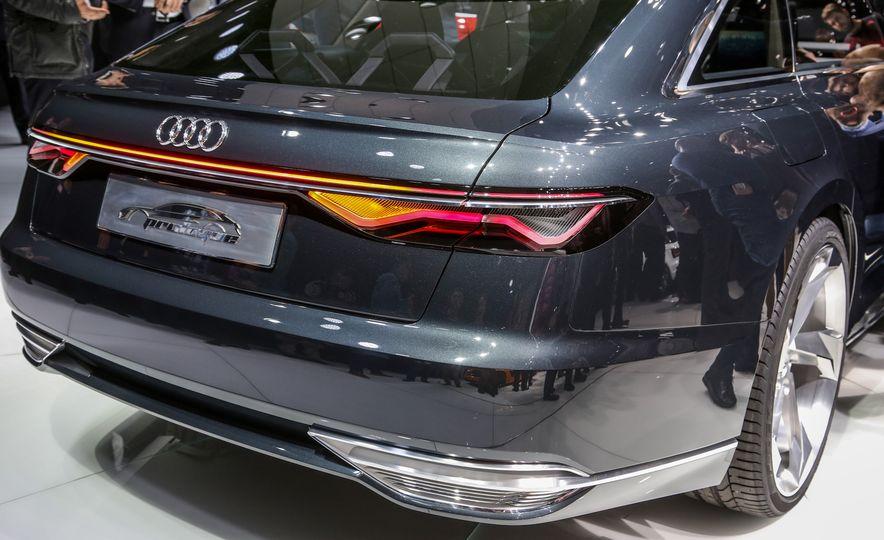 Audi Prologue Avant concept - Slide 23