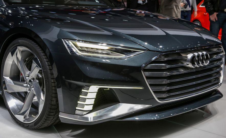 Audi Prologue Avant concept - Slide 24