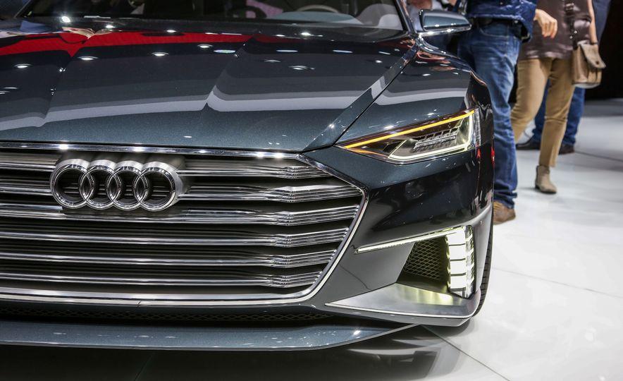 Audi Prologue Avant concept - Slide 25