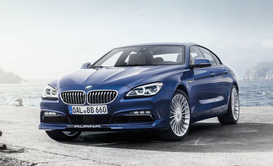 2016 BMW 340i Sport Line sedan - Slide 22