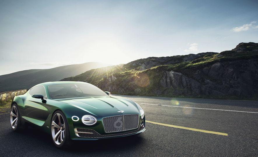 Bentley EXP 10 Speed 6 concept - Slide 29