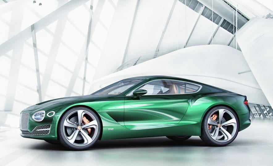 Bentley EXP 10 Speed 6 concept - Slide 30