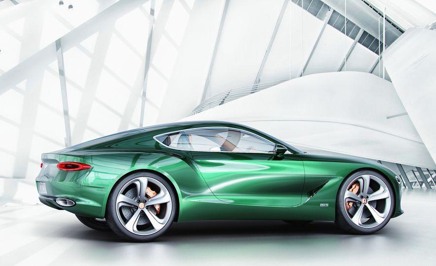 Bentley EXP 10 Speed 6 concept - Slide 31