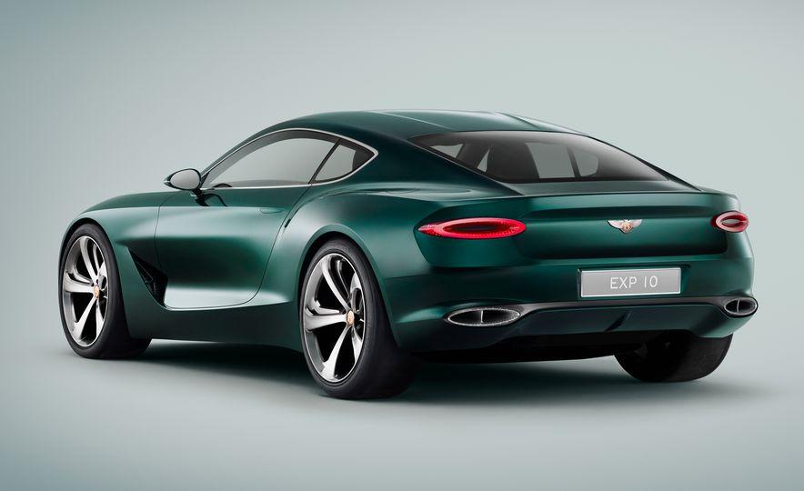 Bentley EXP 10 Speed 6 concept - Slide 33