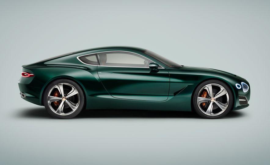 Bentley EXP 10 Speed 6 concept - Slide 34