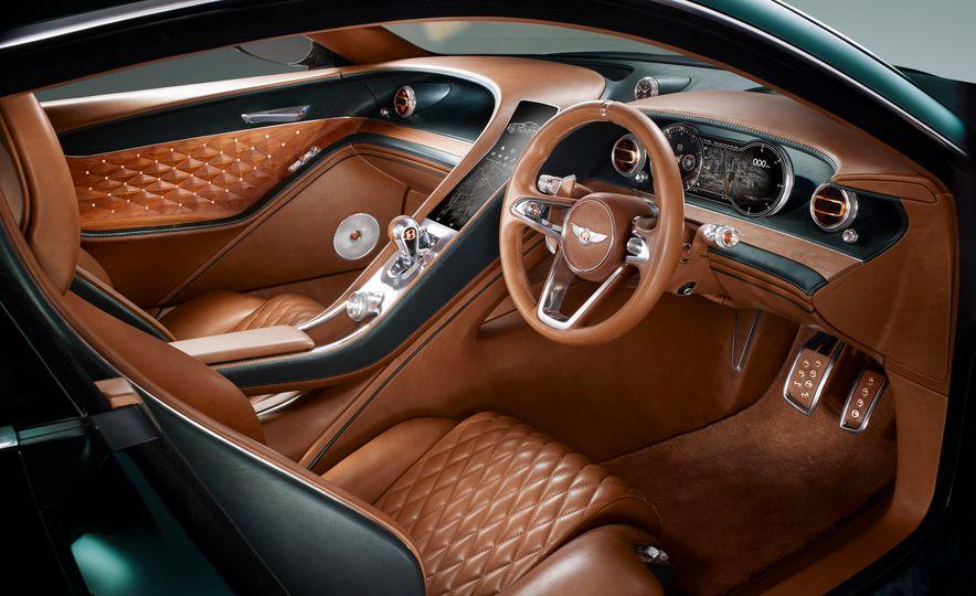 Bentley EXP 10 Speed 6 concept - Slide 39
