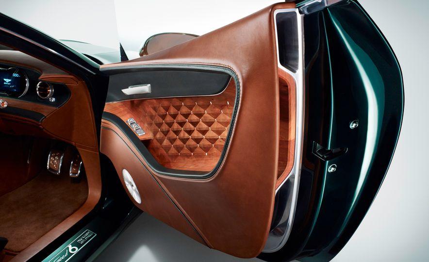 Bentley EXP 10 Speed 6 concept - Slide 40