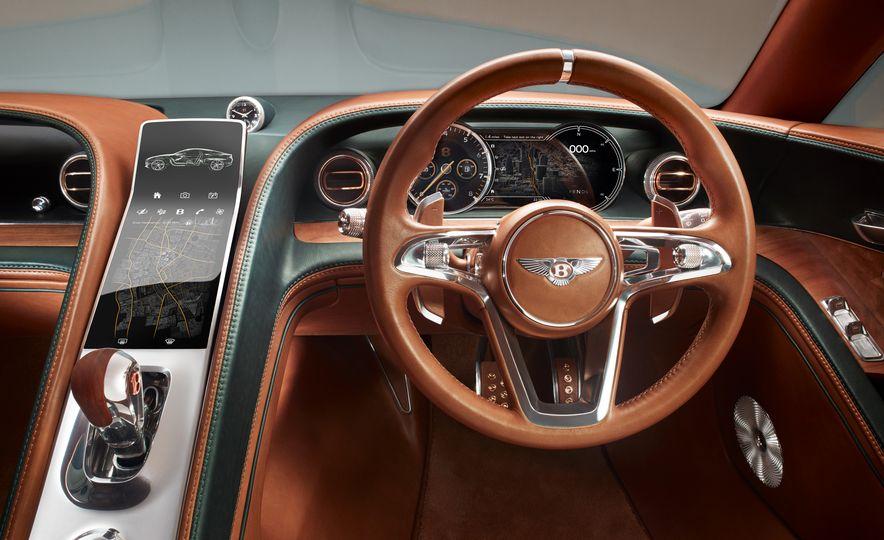 Bentley EXP 10 Speed 6 concept - Slide 41