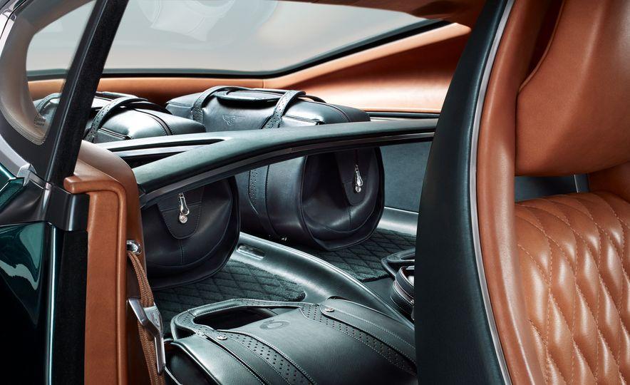 Bentley EXP 10 Speed 6 concept - Slide 42