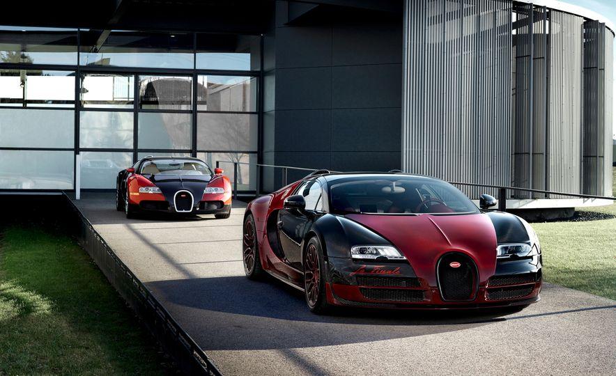 2015 Bugatti Veyron 16.4 Grand Sport Vitesse La Finale - Slide 16