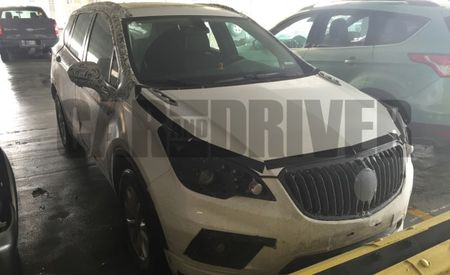 Buick Envision Crossover Caught Testing in the U.S.—Is It Headed Here?