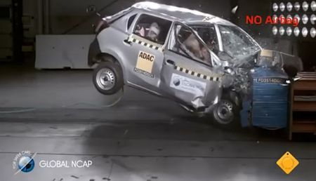 India Adopting First-Ever Crash-Test Standards, Major Automakers Would Fail [w/ Video]