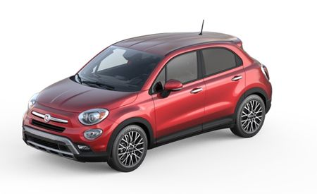 How We'd Spec It: The Most Viagra'd 2016 Fiat 500X