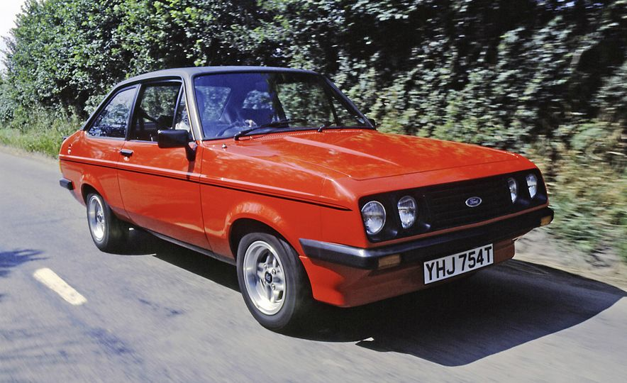 The Story of RS: A Visual History of Every Ford RS Model - Slide 12