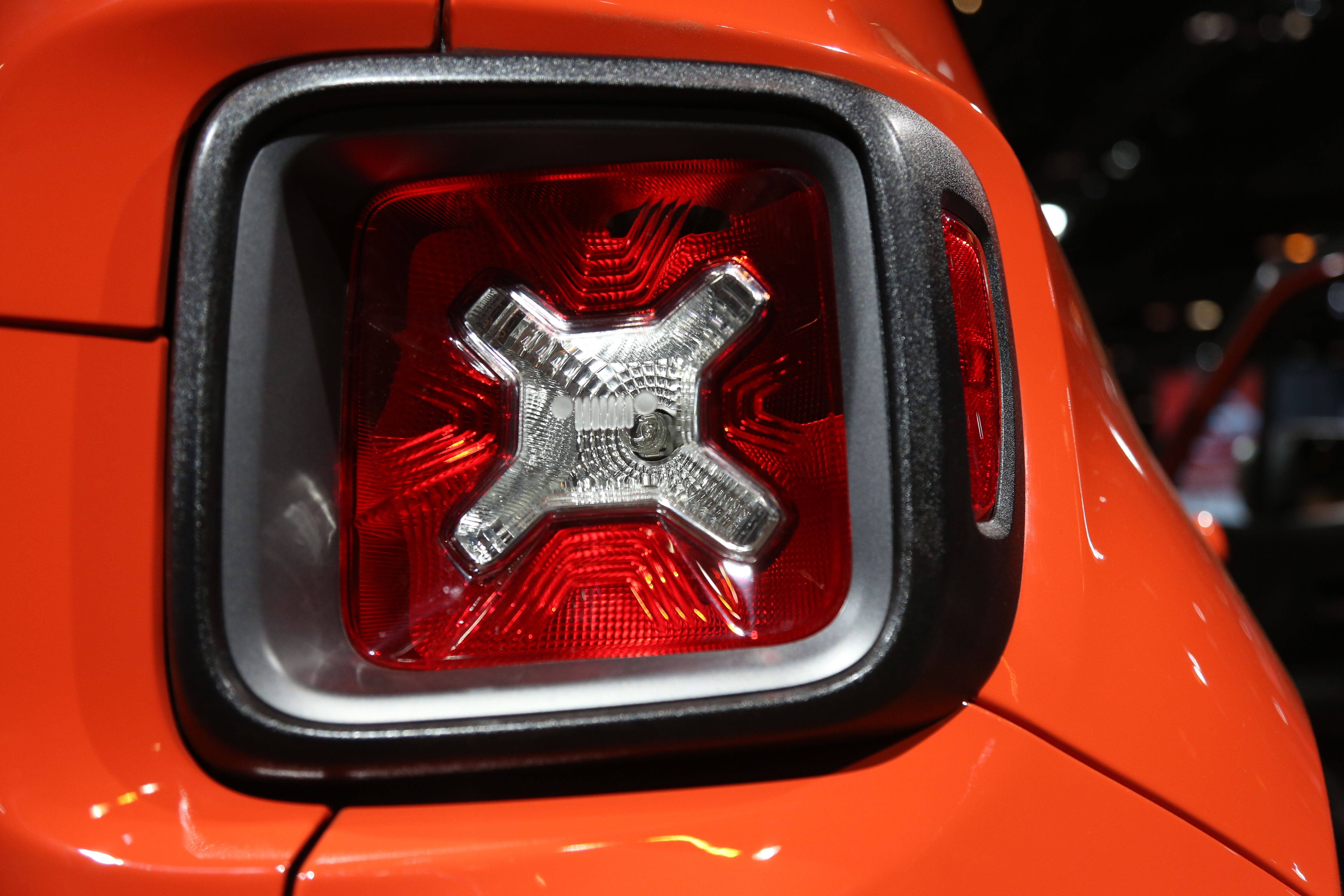 Where's Willys: The 30-Plus Easter Eggs We Found on the Jeep Renegade - Slide 4