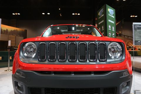 Jeep Renegade Easter Eggs and Hidden Secrets