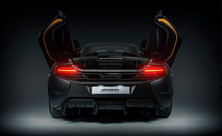 """One-Off McLaren 650S """"Project Kilo"""" Previewed, May or May Not Have Anything to Do With Cocaine"""