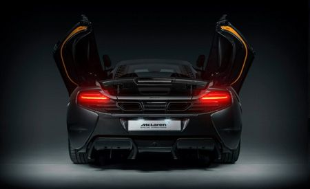 "One-Off McLaren 650S ""Project Kilo"" Previewed, May or May Not Have Anything to Do With Cocaine"